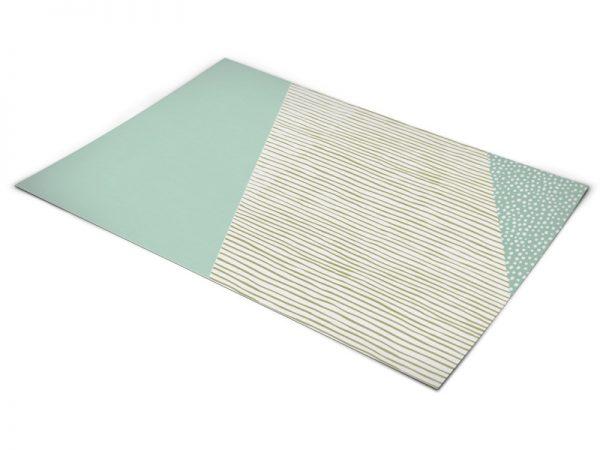 שטיח פי וי סי לחדר ילדים דגם נחל