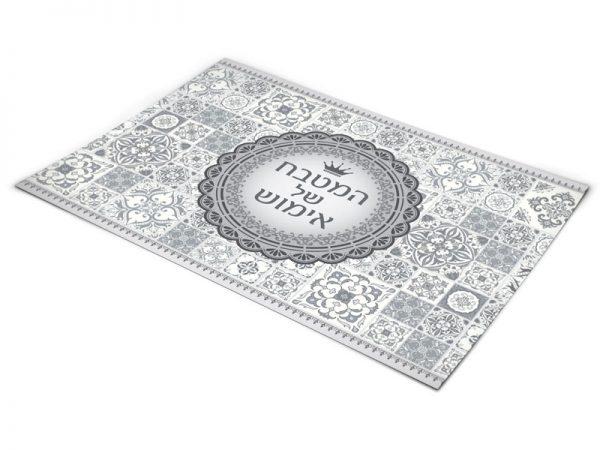 שטיח פי וי סי למטבח דגם אותנטי המטבח של אימוש