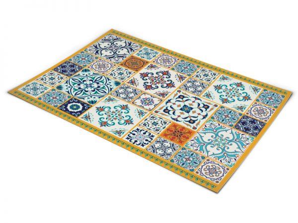 שטיח פי וי סי למטבח דגם אותנטי 864 בהנחה