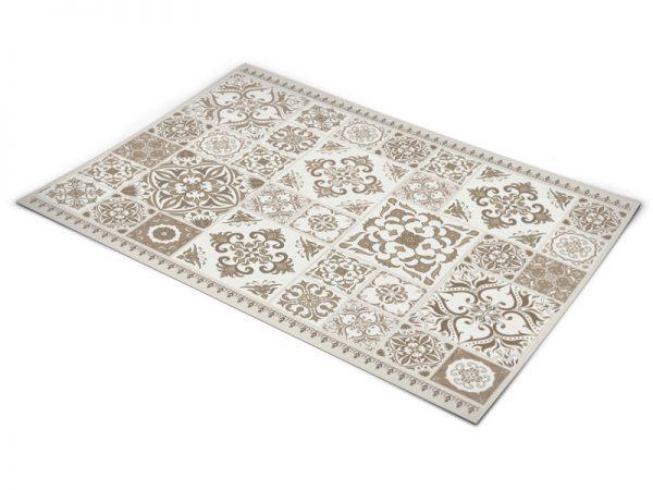 שטיח פי וי סי למטבח דגם אותנטי 4