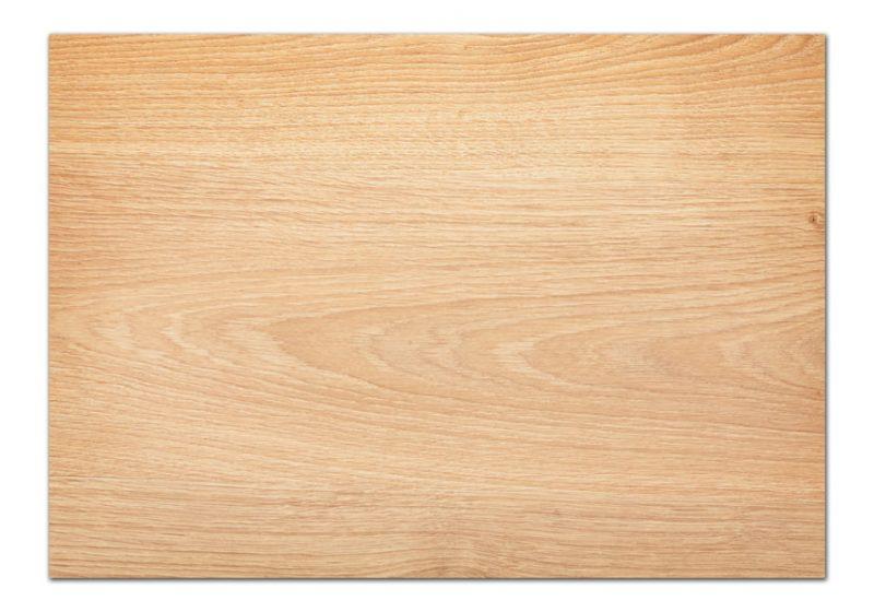 מפה פי וי סי מלבנית דגם עץ טבעי