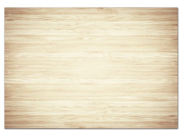 מפה פי וי סי דגם עץ בהיר