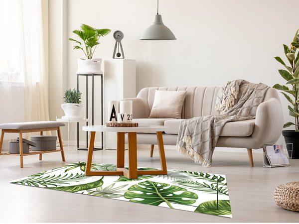 שטיח פי וי סי לסלון דגם אקוזטי