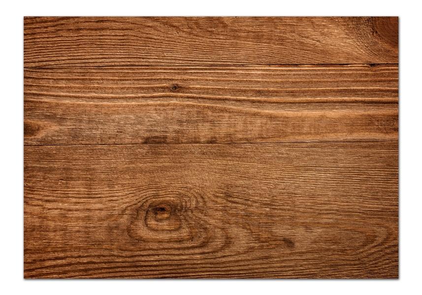 מפה פי וי סי דגם עץ גושני