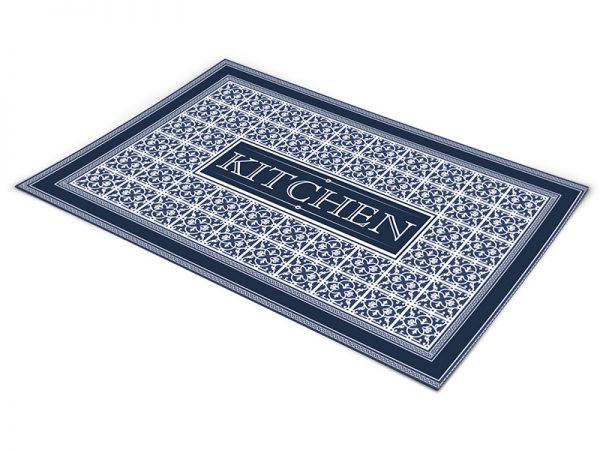 שטיח פי וי סי למטבח דגם כפרי