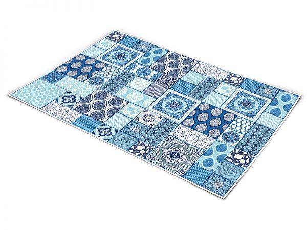 שטיח פי וי סי לסלון דגם יוון