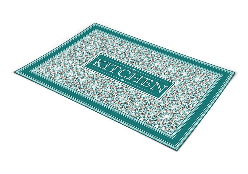שטיח פי וי סי למטבח דגם KITCHEN